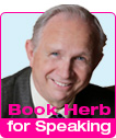 Book Herb for Speaking